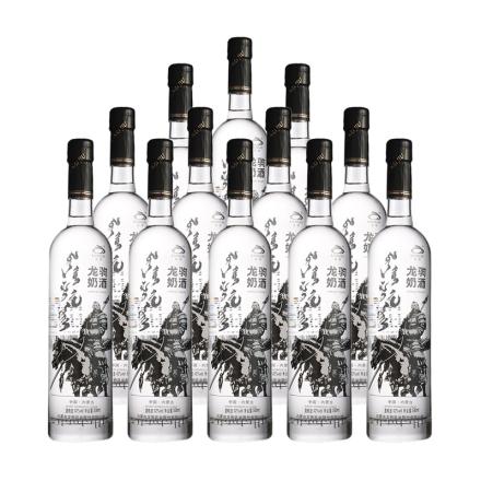 42°龙驹蒙古人500ml(12瓶装)