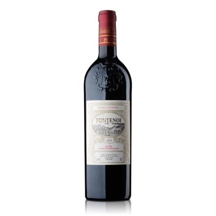 法国泰诺瓦干红葡萄酒750ml