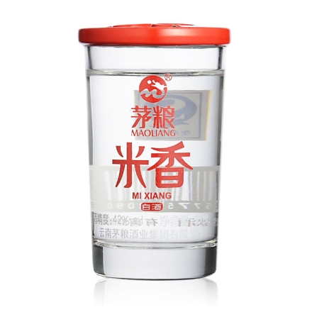 42°茅粮米香50ml(乐享)