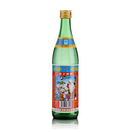 50°老干部酒(绿瓶)500ml