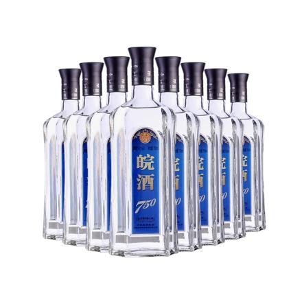 42°皖酒750ml(8瓶装)