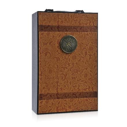 拉菲双支复古皮盒(乐享)