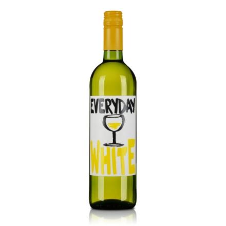 美国每日加州干白葡萄酒750ml