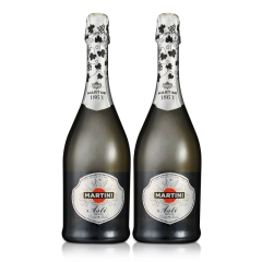 意大利马天尼阿斯蒂起泡葡萄酒750ml(双瓶装)
