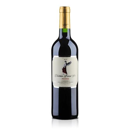 【清仓】法国法莱雅F06原瓶进口AOC干红葡萄酒750ml