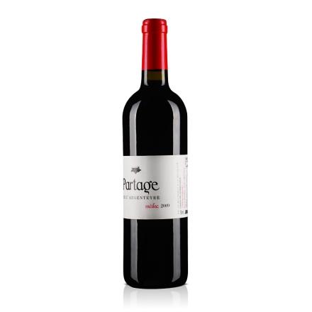 法国波尔多AOC梅多克 查德里尼城堡干红葡萄酒750ml