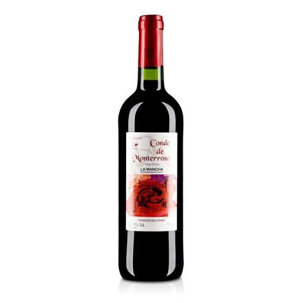 西班牙西莲·四季干红葡萄酒750ml