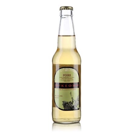 加拿大麦可欧牌苹果酒(梨味)355ml(乐享)