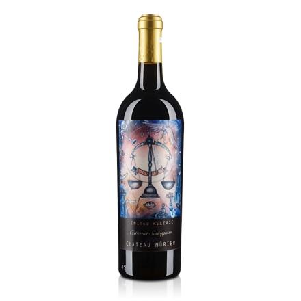 中国 维恩庄园典藏赤霞珠葡萄酒-星座限量版 750ml(乐享)