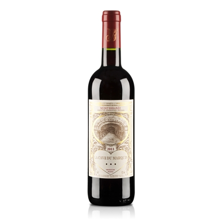 法国罗纳河谷男爵窖藏精品2011干红葡萄酒