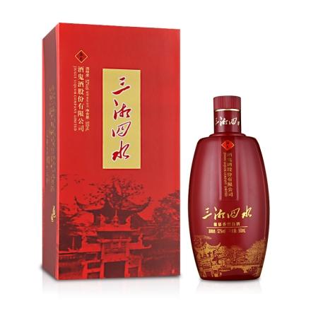 【清仓】52°酒鬼三湘四水酒500ml