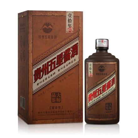 53°贵州五星酱酒(10)500ml