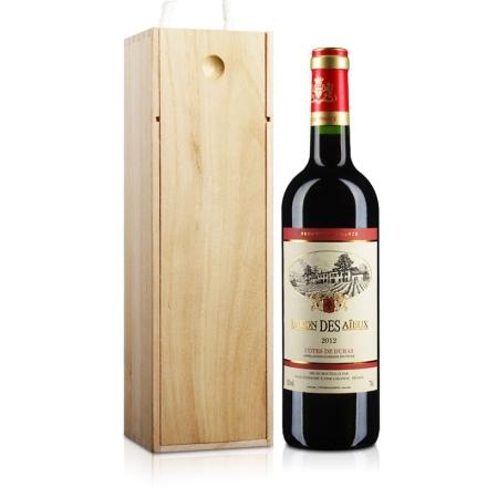 12°巴隆世家干红葡萄酒750ml