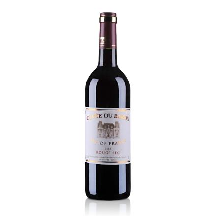 法国芭珑伯爵红葡萄酒750ml