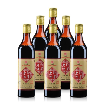 11.5°即墨老酒帝豪五年500ml(6瓶装)