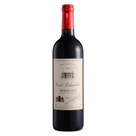 【清仓】法国波尔多珍藏干红葡萄酒750ml