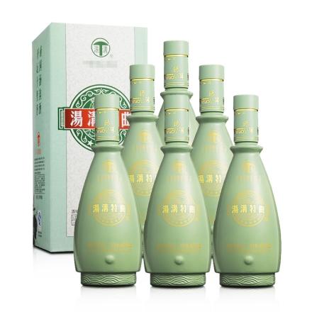 45°汤沟特曲(四星)480ml(6瓶装)