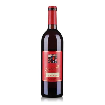 10°艾斯卡特玫瑰红甜葡萄酒750ml
