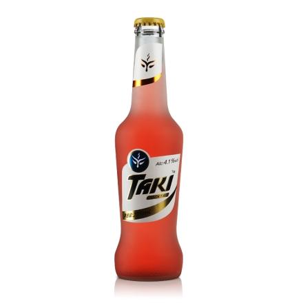 4.1°达奇TAKI黑加仑味伏特加鸡尾酒(预调酒)纯情装275ml(乐享)