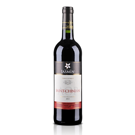 法国AOP茉莉花 - 圣•夕阳干红葡萄酒750ml