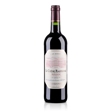法国海蒂克梅多克干红葡萄酒750ml