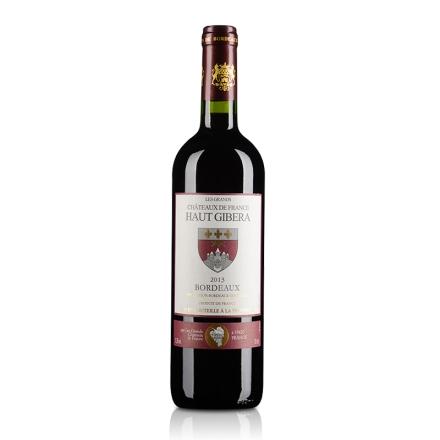 法国迪赛酒庄红葡萄酒 750ml