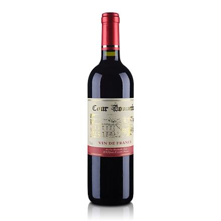 法国勃朗宁古堡干红葡萄酒750ml