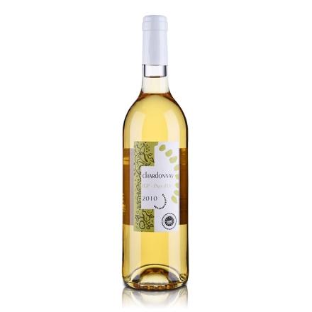 【清仓】法国奥克地区IGP霞多丽白葡萄酒 750ml