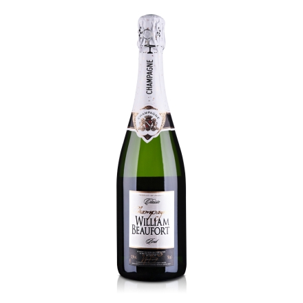 法国威廉博夫香槟酒750ml