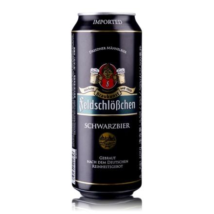 菲尔德城堡黑啤500ml
