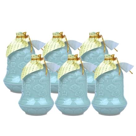 14°会稽山1743五年陈花雕酒500ml(6瓶装)