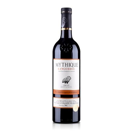 法国美缇克朗格多克干红葡萄酒