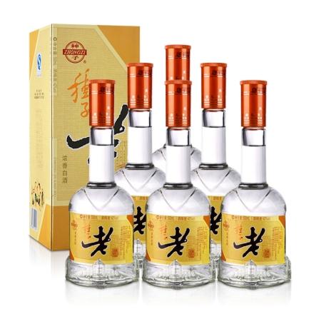 42°种子老酒500ml(6瓶装)