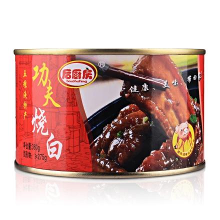 五粮液功夫烧白罐头(乐享)