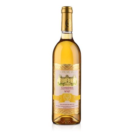 法国拉维之星67号科比埃白葡萄酒750ml(乐享)
