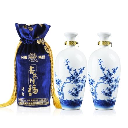 52°汾酒集团清韵1000ml(双瓶装)