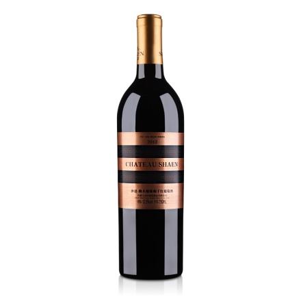 沙恩·金沙臻堡橡木桶金标干红葡萄酒750ml