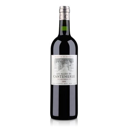 法国上梅多克AOC级小佳得美2008干红葡萄酒750ml