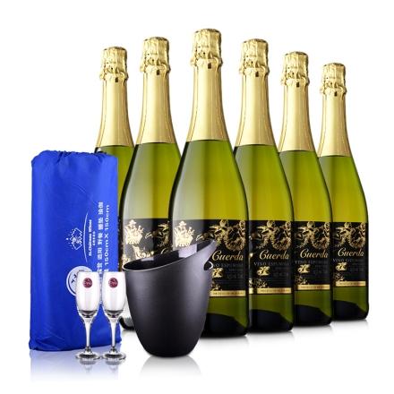 西班牙福尔黛金标起泡葡萄酒缤纷大礼包