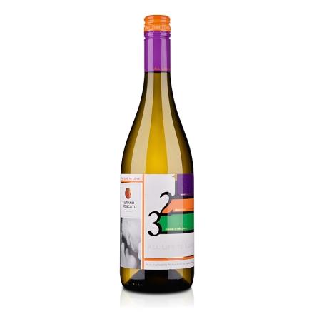 摩尔多瓦一生所爱半甜白葡萄酒750ml