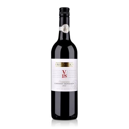 澳大利亚睿思庄园赤霞珠V18干红葡萄酒750ml