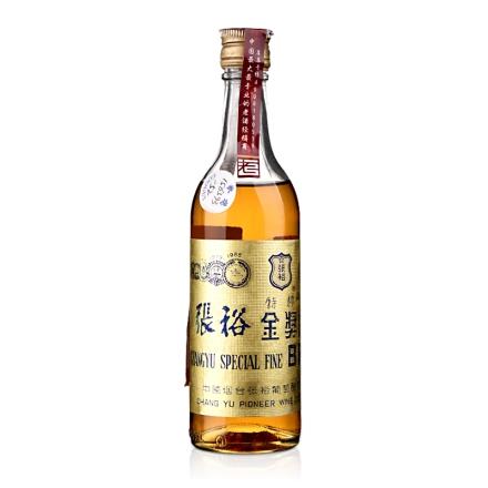 40°张裕金奖白兰地180ml(1996年)