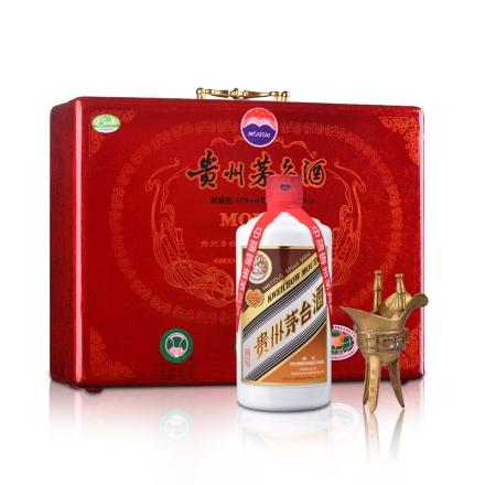 53°贵州茅台酒(木珍礼盒)500ml
