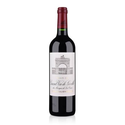 (列级庄·名庄正牌)法国雄狮庄园2007干红葡萄酒750ml(又名:礼维拉斯酒庄)