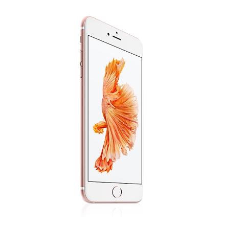 Apple-苹果 iPhone 6s(玫瑰金16G官方标配)