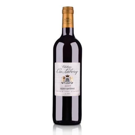 (列级庄·名庄正牌)法国柯斯拉柏丽庄园2007干红葡萄酒750ml (又名:博礼)