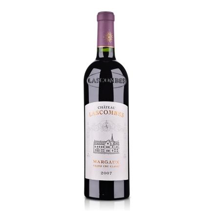 (列级庄·名庄正牌)法国力士金庄园2007干红葡萄酒750ml(又名:莱康贝斯酒庄)