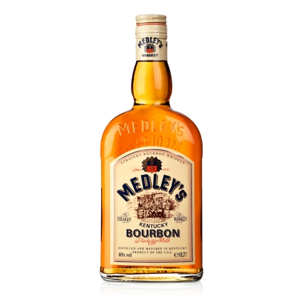 40°美国·万德利·肯塔基纯正波本威士忌700ml