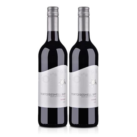 澳大利亚小海龟西拉红葡萄酒750ml(双瓶装)