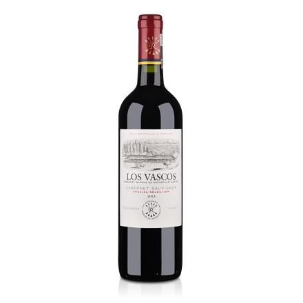 智利拉菲集团巴斯克精选红葡萄酒750ml